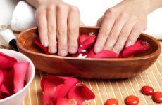 Лечение ногтей в домашних условиях