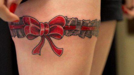 Плюсы и минусы татуировки