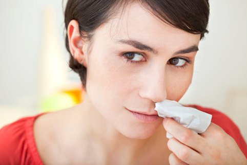 кровотечение из носа причины