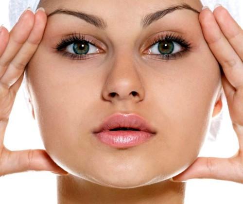 причины болезней кожи лица
