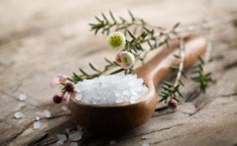 скраб с солью от целлюлита