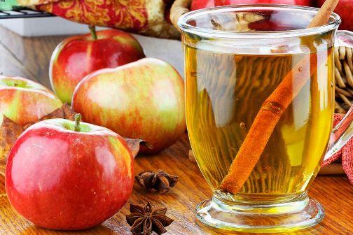 яблочный уксус против грибка ногтей