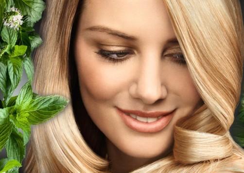 масло мяты для роста волос