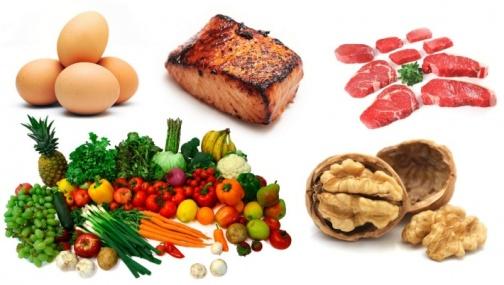 палео диета меню на месяц