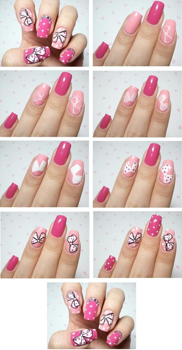 Как сделать рисунки шеллаком на ногтях? Фото и дизайны 171