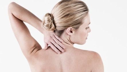 Вдовий горбик на шее — от чего появляется и как убрать