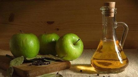 Лечение целлюлита яблочным уксусом
