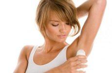 Как правильно ухаживать за кожей подмышек