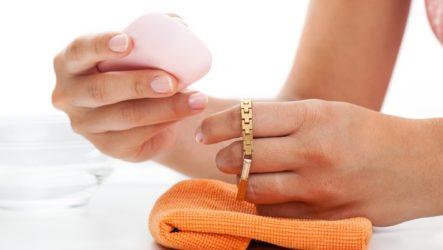 Как почистить золото — заставьте вновь блестеть золотые украшения!