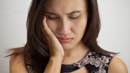 Точечный массаж от зубной боли — снимаем боль одним нажатием