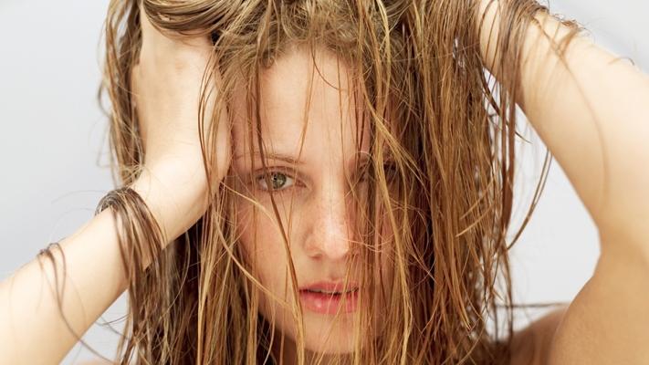 Как сделать из грязных волос чистые без мытья