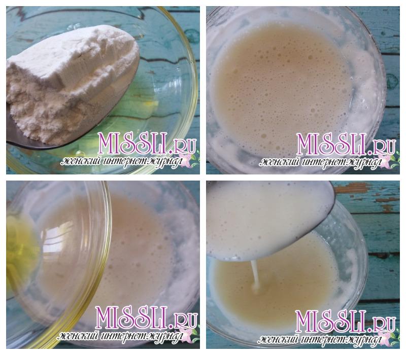 Маска для жирной кожи лица из белка
